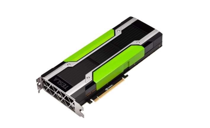 Nvidia Tesla P100 for PCIe