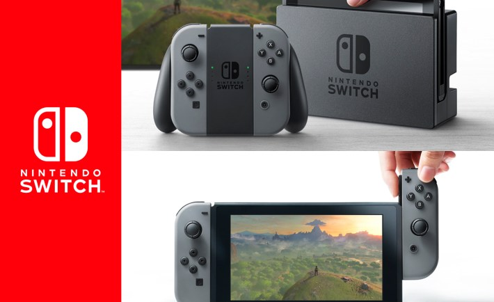 Nintendo Switch Gaming Console / Tablet