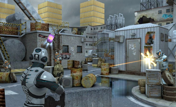 Screenshot from Overkill 3