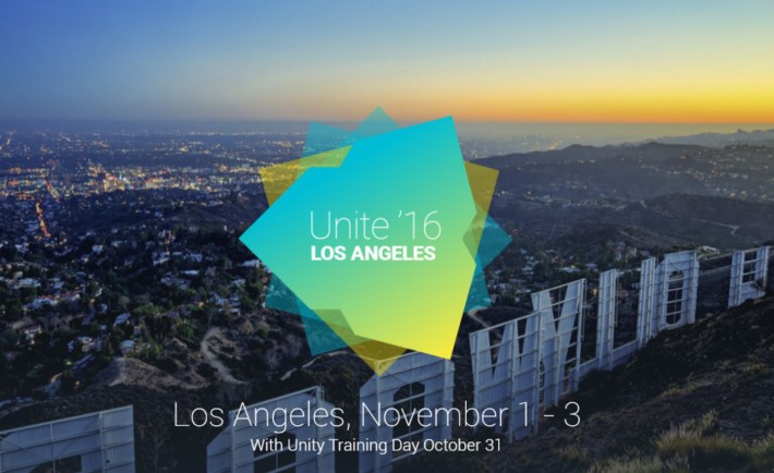 Unite 16: Conference for Unity Engine Developers