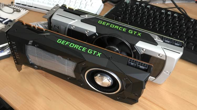 NVIDIA's new TITAN Xp teardown, reveals GP102-450 GPU
