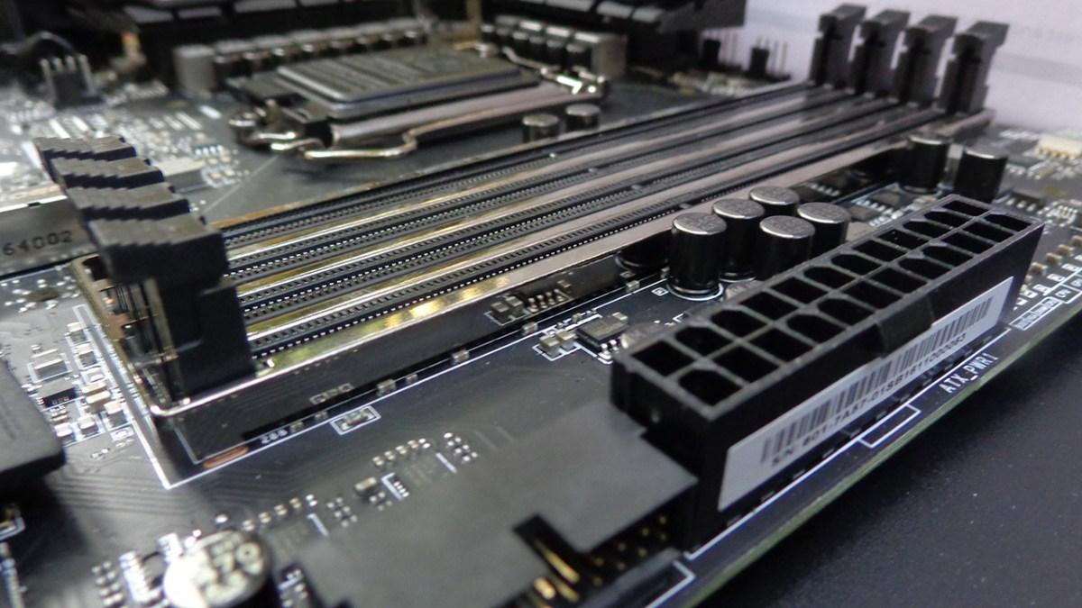 MSI Z270 Gaming M7 DIMM