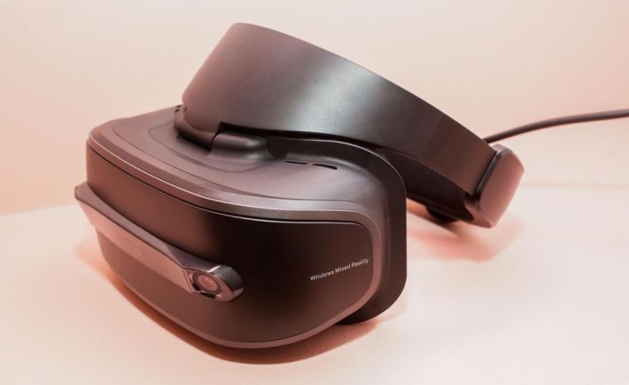 Microsoft Presenting Easy-To-Use Virtual Reality Experience