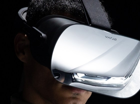 Finnish company Varjo launches $6,000 VR headset