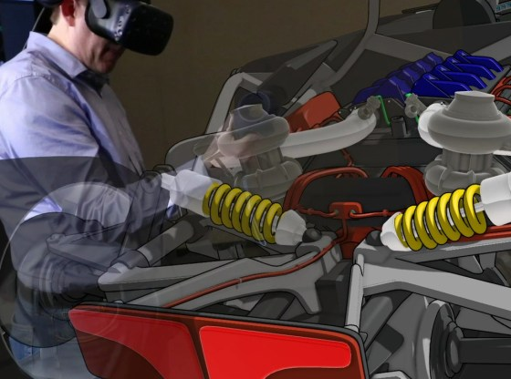 Ford becomes first car maker to use 3D VR tool for design