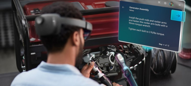 Microsoft targets business users with HoloLens 2