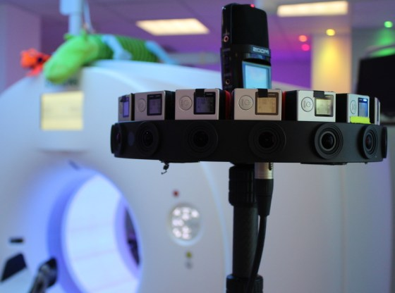 VR tour highlights GOSH impact at Great Ormond Street Hospital