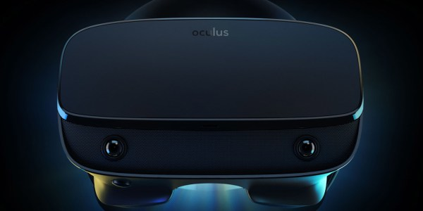 Rift S from Oculus promises comfort and convenience for gaming market