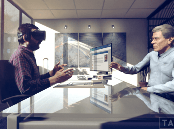 Talespin develops VR tool to help employees avoid firing pitfalls
