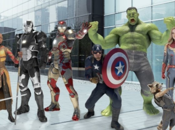 Google and Marvel Studios release Avengers Endgame AR stickers