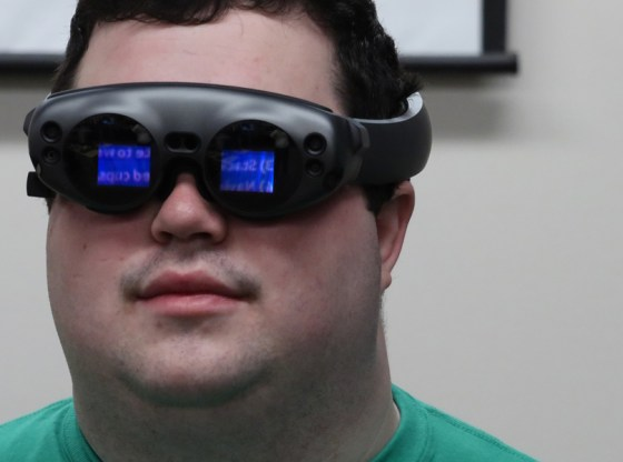 University of North Texas students develop AR program for communication in space