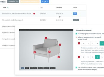 CGTrader ARsenal offers easy 3D model development for online stores