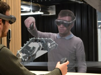 Mimesys joins Magic Leap