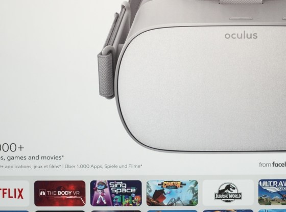 New VR lab stocked with Oculus Go opens at ULM