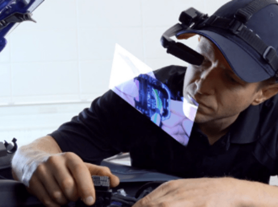 BMW North America equips technicians with AR smart glasses