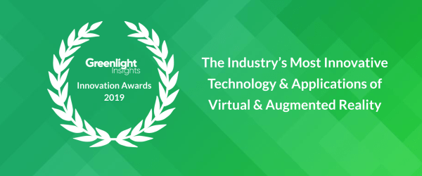 Greenlight Insights's prestigious Innovation Awards