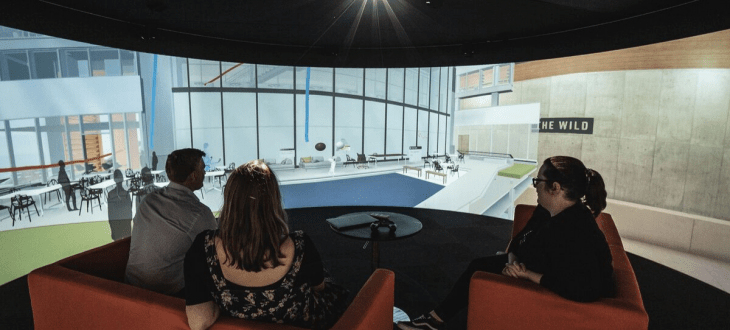 Igloo Vision and The Wild bring immersive collaboration to architects and designers