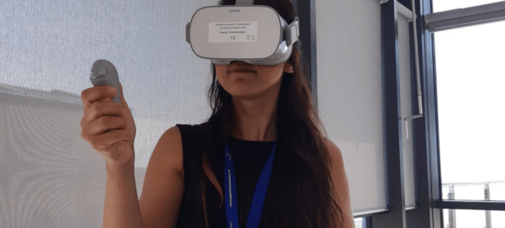 Swansea University professor uses VR to teach tax students