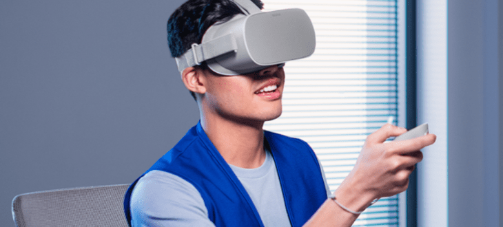 Cornerstone collaborates with Oculus for Business