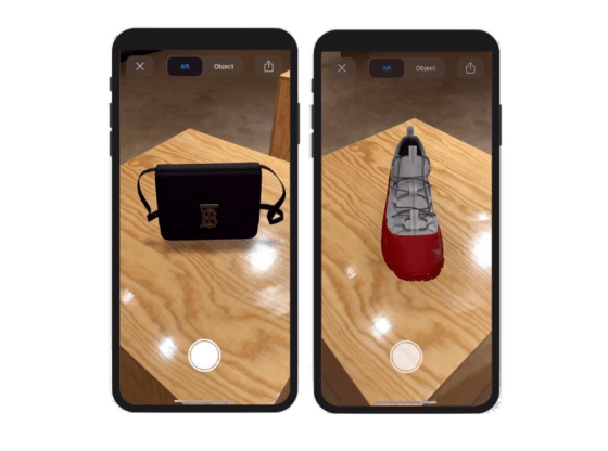 Burberry enhances shopping experience with AR tool