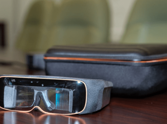 ThirdEye and NuEyes partner on MR glasses designed to ease visual impairment