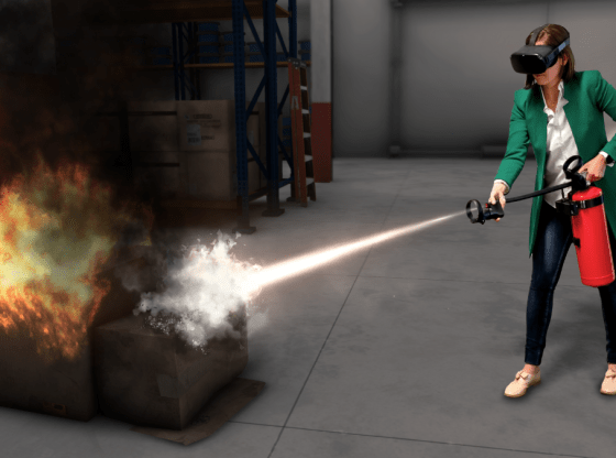 Oculus Quest becoming go-to headset for VR training