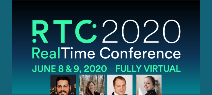 RTC 2020 - Keynotes and panels on immersive storytelling