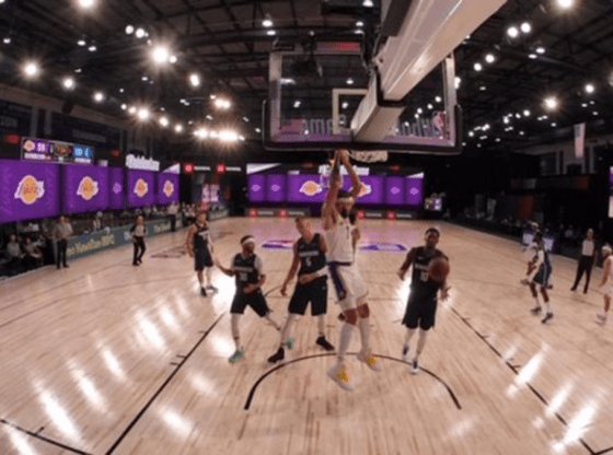 NBA partners with Verizon Media to bring games to Oculus Venues