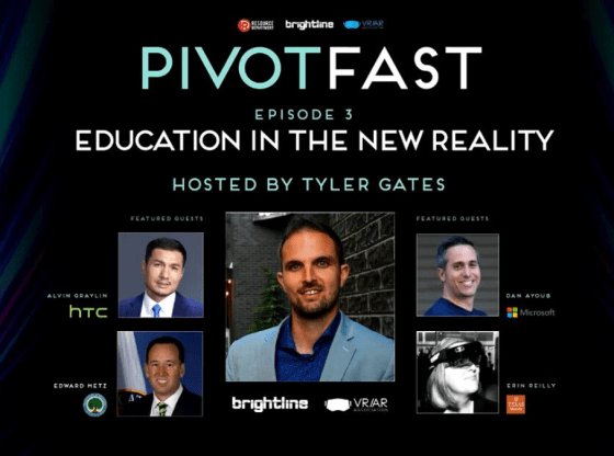 Pivot Fast - education in the new reality