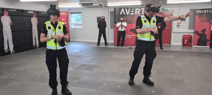 AVRT platform takes training to a whole new level 1