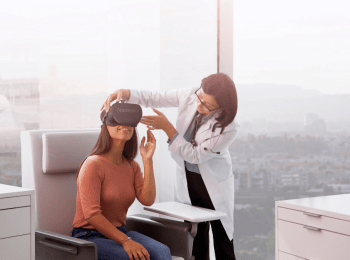 AppliedVR secures breakthrough device status for virtual reality therapy