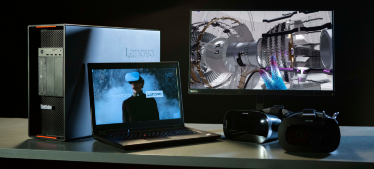 Varjo and Lenovo boost enterprise access to immersive technology