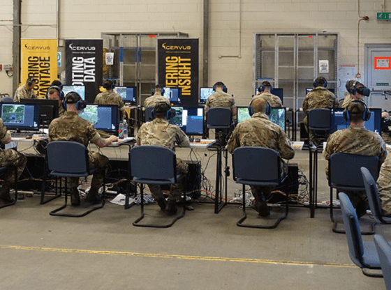 BISim delivers VR collective training at scale to British Army 1