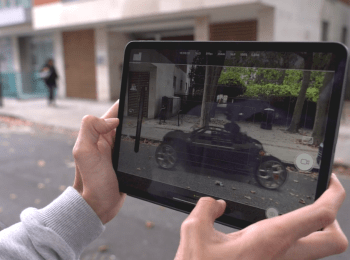 Mill Scout AR app brings visualisation to set