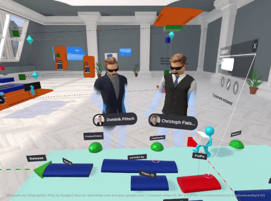 Arthur lands seed funding and launches open beta for VR meeting and office space service 1