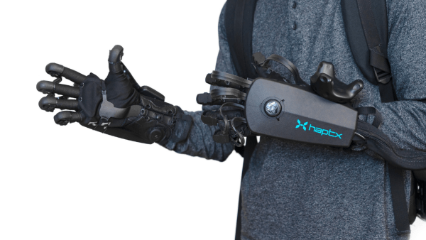 HaptX comes to market with its first commercially available haptic gloves 2