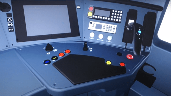 Stadler provides VR tech so that drivers can test new trains 2