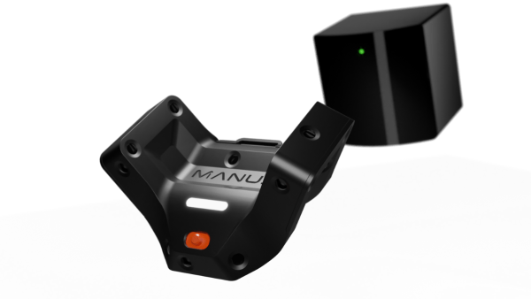 Manus launches first professional SteamVR tracker 3