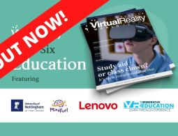 VRWorldTech Magazine 6 - Study aid or class clown - For education, it's more complicated than that