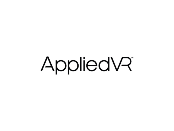 AppliedVR - Unity Centre of Excellence at HOST - Perception 1