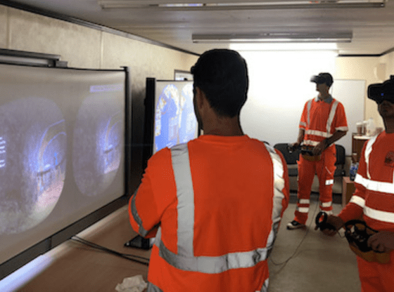 DSI Underground acquires virtual reality training provider Edvirt