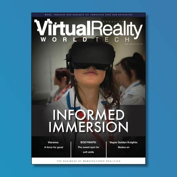 VRWorldTech Magazine: Issue 2