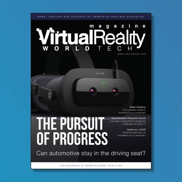 VRWorldTech Magazine: Issue 4