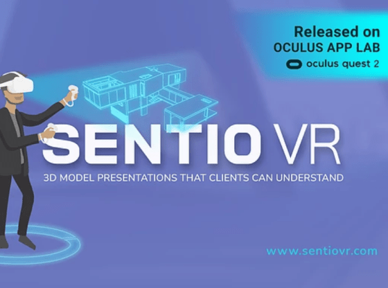 Sentio VR launches AEC design review and presentation app on Oculus Quest 3