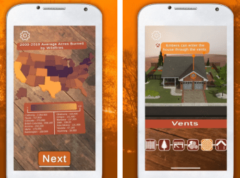 US insurance sector turns to AR to provide do-it-yourself wildfire mitigation tips - Main
