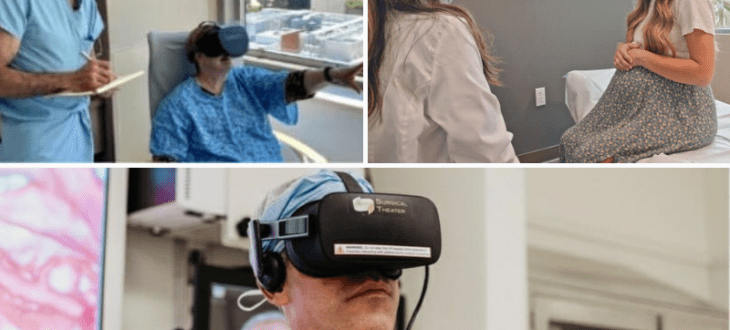 Hoag opens dedicated centre for researching, developing and implementing XR - Hoag's VR applications across healthcare