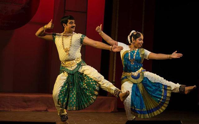 Barthanatyam cultural event