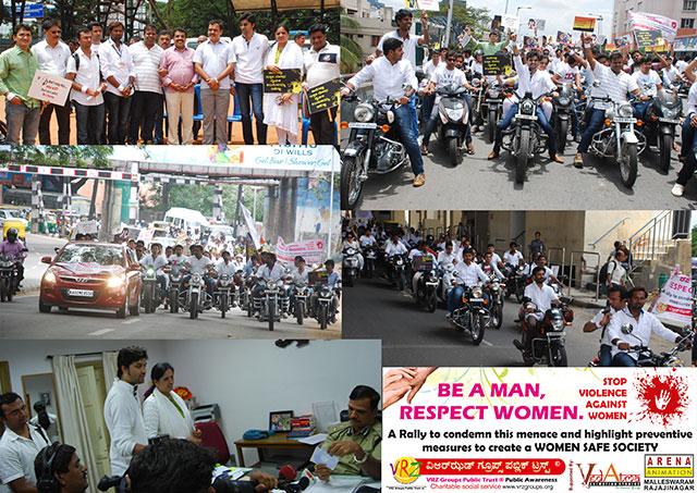 Rally to Create awareness