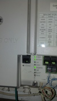 Solved: Verizon box in my furnace room is beeping, how to ...