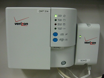 Solved: Need help understanding my FIOS ONT, battery back up and router  Verizon Fios Community